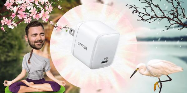 Haiku Review: Anker Powerport Atom PD 1 charger