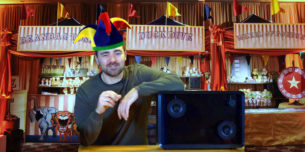 Video: The Cotodama Lyric Speaker is the ultimate novelty product