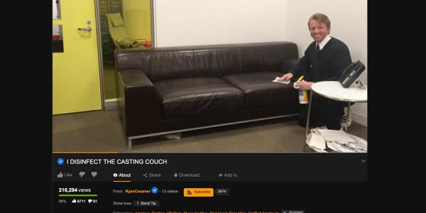 Meet the wholesome man making Pornhub's sexiest genitalia-free videos (SFW)