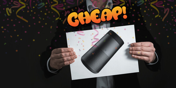 CHEAP: Quick, this Bose Bluetooth speaker is cheaper than it's ever been
