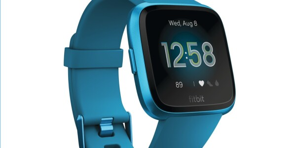 Fitbit's new Versa Lite is a $160 take on the smartwatch