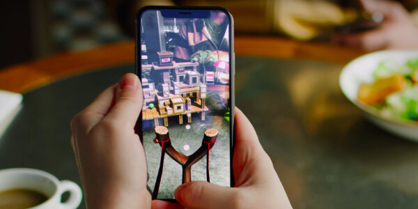 The upcoming Angry Birds AR game for your iPhone looks like a ton of fun