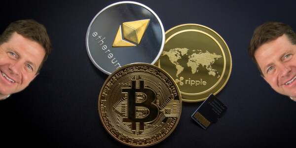 SEC chairman explains how it classifies cryptocurrencies as securities