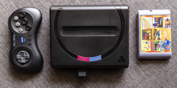 Analogue's $190 Mega Sg is a treat for Sega fans who saved their cartridges