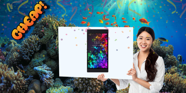 CHEAP: Level up your gaming with $300 off on Razer Phone 2