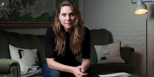 Erotic feminist film director Erika Lust: Porn, like burgers, shouldn't be free