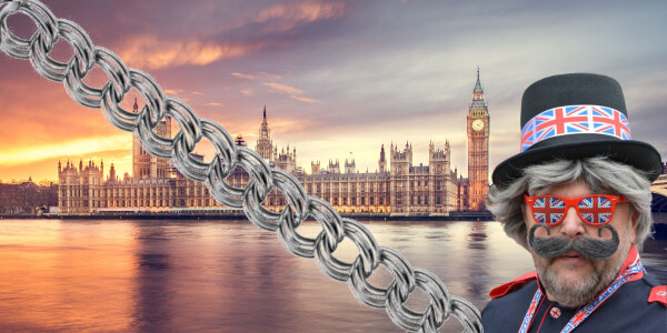 Stop trying to solve Brexit with blockchain