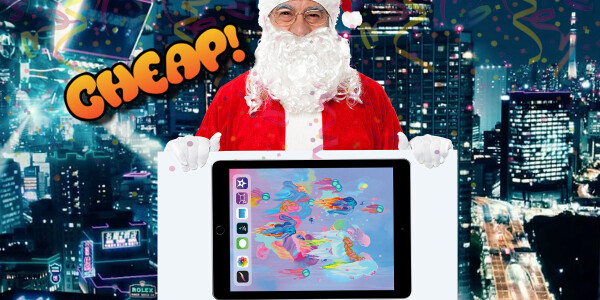CHEAP: Hey kid, you want this 32GB Apple iPad for $280?