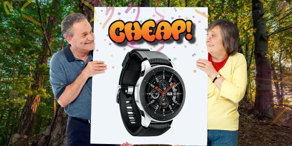 CHEAP: Samsung's Galaxy Watch range has some BEEFY DISCOUNTS