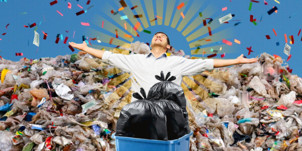 5 clever startups that are making money recycling waste