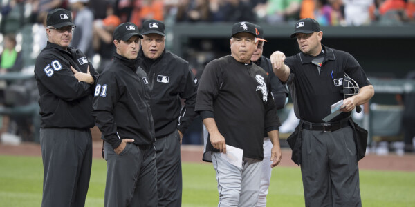 Baseball stat heads tracked 4M pitches to prove that umpires really are blind