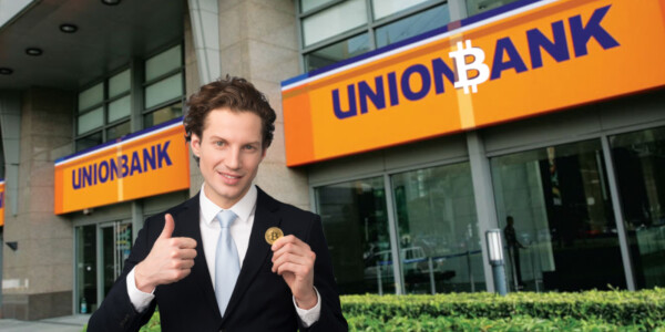 You'll need a bank account to use UnionBank's new Bitcoin ATM
