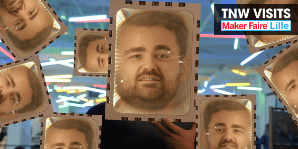 Video: The Big Face Box is a box that makes your face, uhm, big