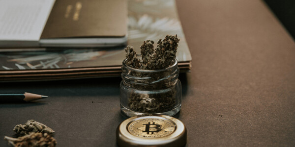 Chinese blockchain firm swaps Bitcoin for cannabis in search of new highs