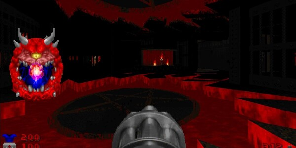 Doom creator just released a massive addition to the original game