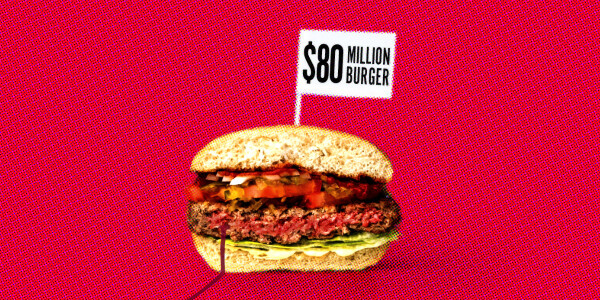 Is there a sustainable future for the veggie burger?