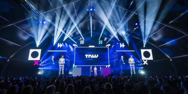 Follow the livestream of TNW Conference 2019 here