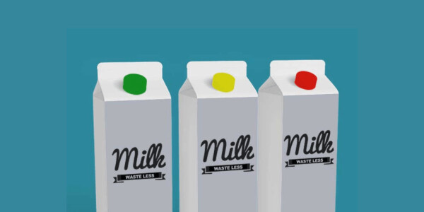 Freshness sensors for milk could dramatically reduce waste