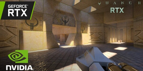 Nvidia adds ray-tracing support to Quake 2 with free upgrade