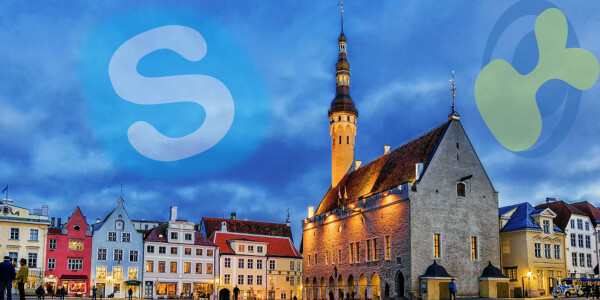 Skype didn't deliver on P2P's promise, but Estonia has