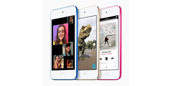 Apple updates iPod Touch with A10 fusion chip (and nothing else)