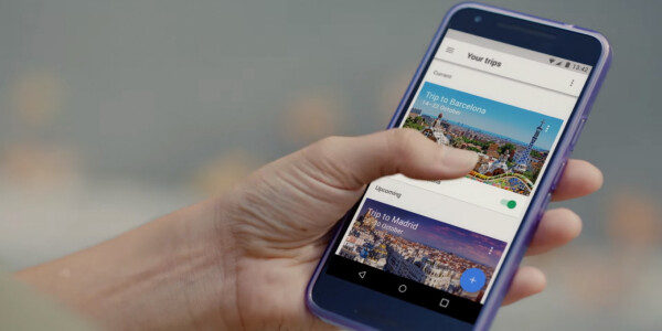 It's the end of the road for Google's excellent Trips mobile app