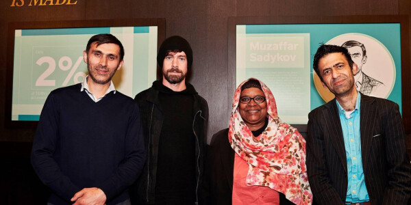 Jack Dorsey told us about Square's plan to help refugee entrepreneurs