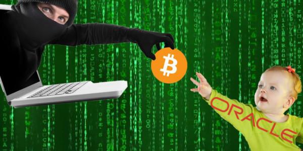 Cryptocurrency hackers sneak malware into Oracle servers to mine Monero