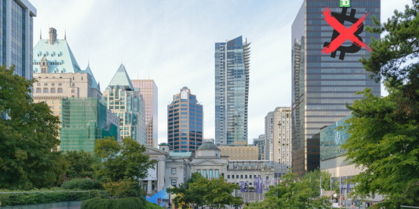Vancouver mayor suggests Bitcoin ATM ban to stop money laundering