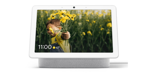 Google's supersized Nest Hub Max lands September 9 (Update: now available at $229)