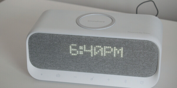 Review: The Anker Soundcore Wakey is a perfect, slightly overpowered alarm clock