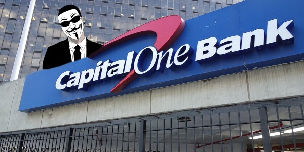 Capital One data breach compromises 106 million customers' personal data