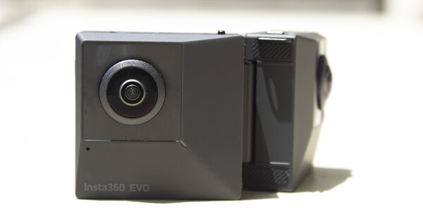 Review: The Insta360 EVO is among the best VR cameras under $500