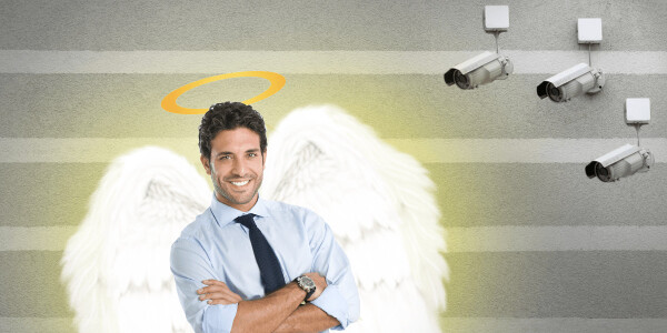 Study: People behave better when they think they're being watched