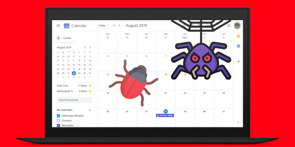 Calendar spam is a thing now, here's how to protect yourself