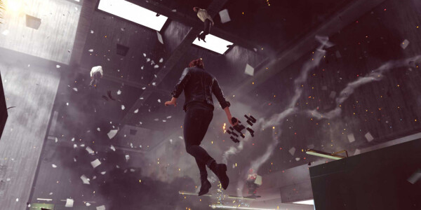 Control's latest trailer showcases extraordinary powers and eerie environs
