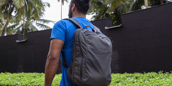 Minaal's Daily backpack is an excellent (but expensive) carryall for gadget lovers