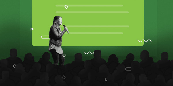 Want to speak at tech conferences? Here's everything you need to know to get on stage