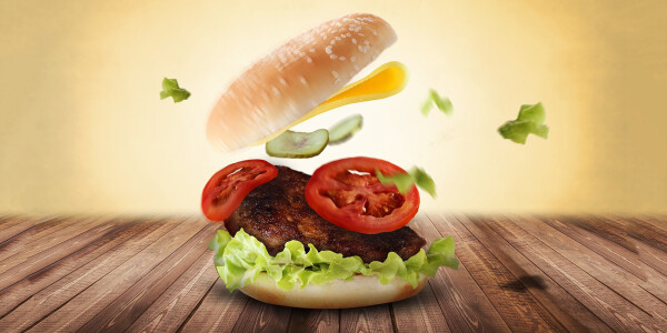 Lobbying group takes out full-page ads to prove Beyond Meat's veggie burger is unhealthy — but it's not