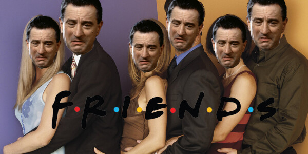 Robert De Niro's firm sues employee for $6M for binging 55 eps of Friends at work