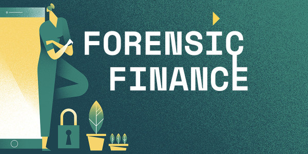 Introducing Forensic Finance, a podcast exploring how banks can help solve global issues