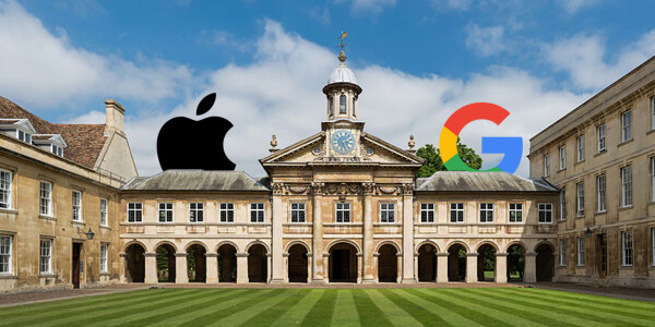 Google and Apple are courting the education sector with new tools for students