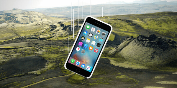 The magnaða tale of the iPhone 6s that survived a year in the Icelandic wilderness after falling from a plane