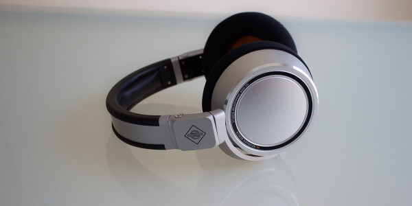 Neumann's NDH20 headphones rock — both in and out of the studio