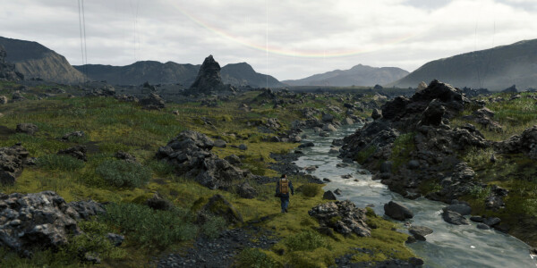 Review: Death Stranding delivers a beautifully convoluted future cult classic