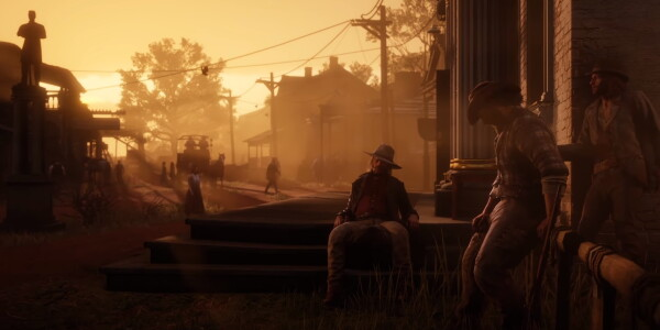 Red Dead Redemption 2 gets a glorious 4K trailer ahead of its PC release