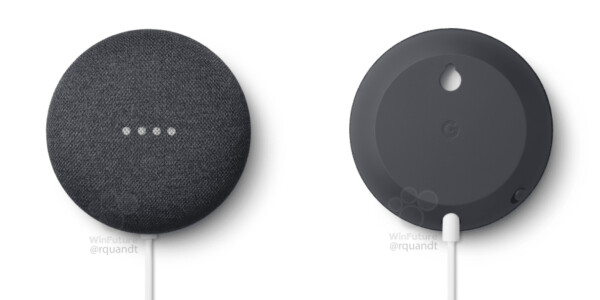 The Google Nest Mini sure looks a lot like the Home Mini