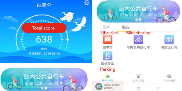 China's social credit system isn't about scoring citizens — it's a massive API
