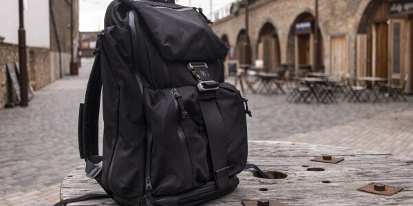 Huru's new backpack is spacious enough for your many, many gadgets