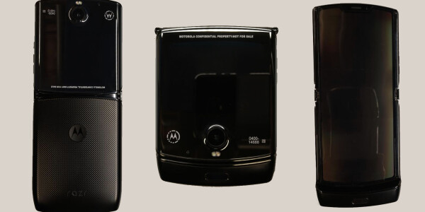 FCC leaks the new Moto RAZR, including several new details